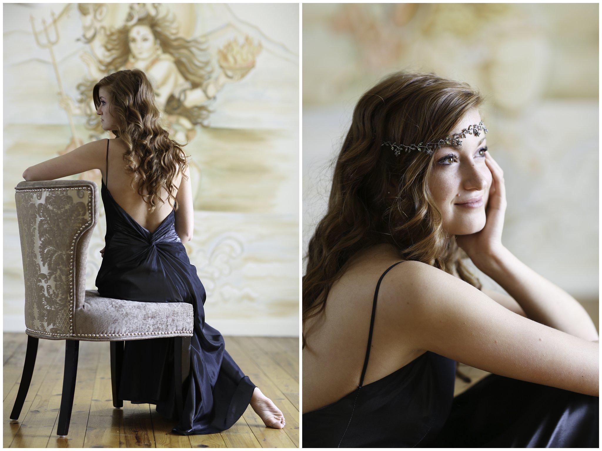 Sarah - Bohemian Chic Portraits