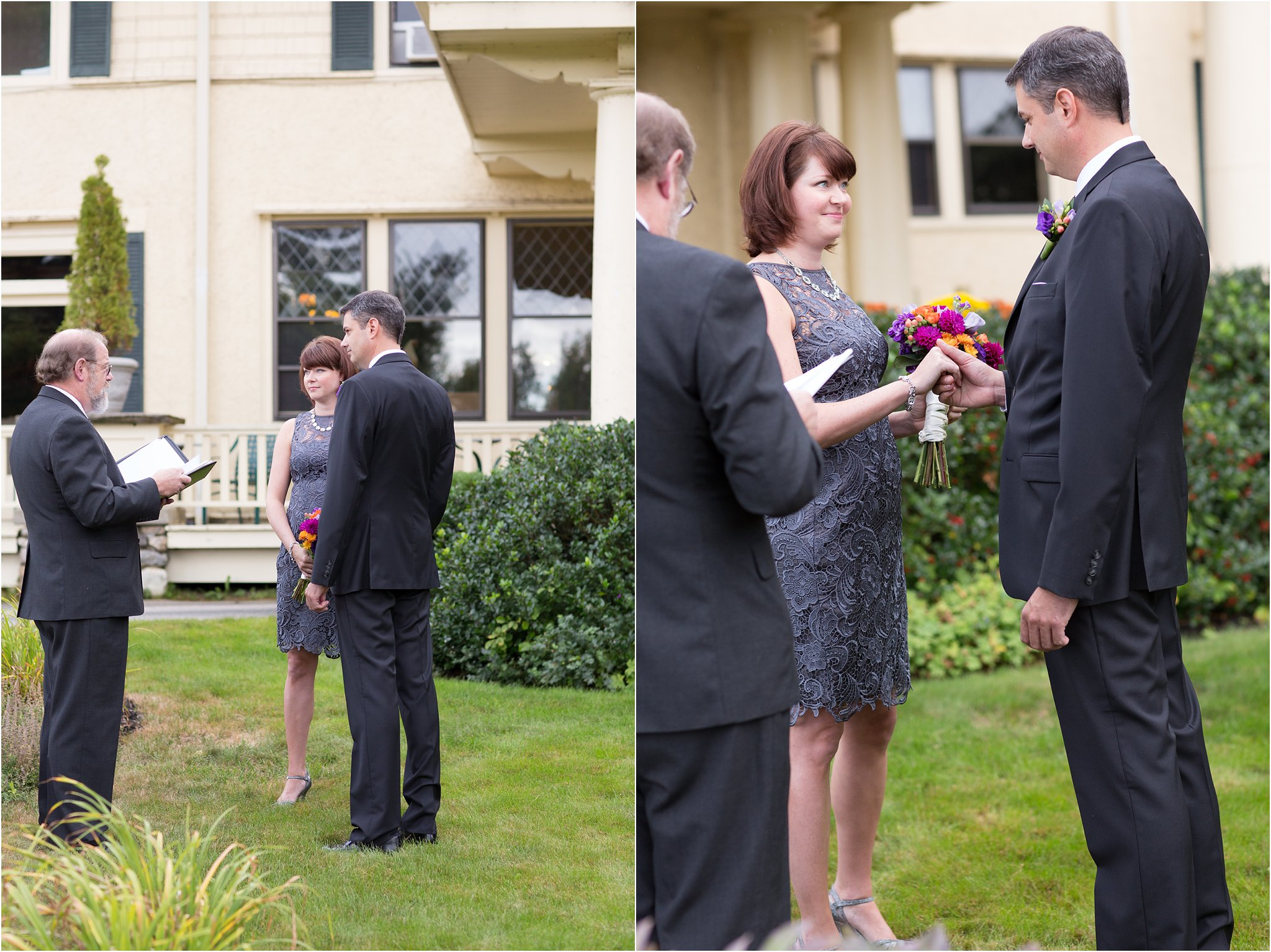elopement at the Manor on Golden Pond