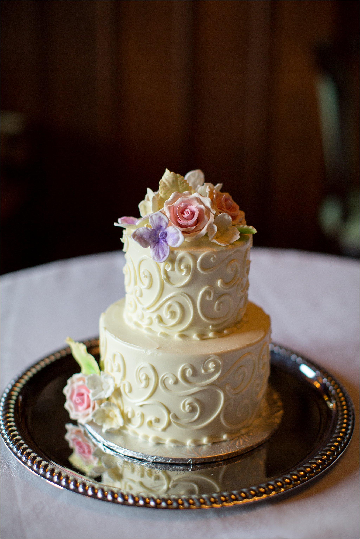 Elope Wedding Cake