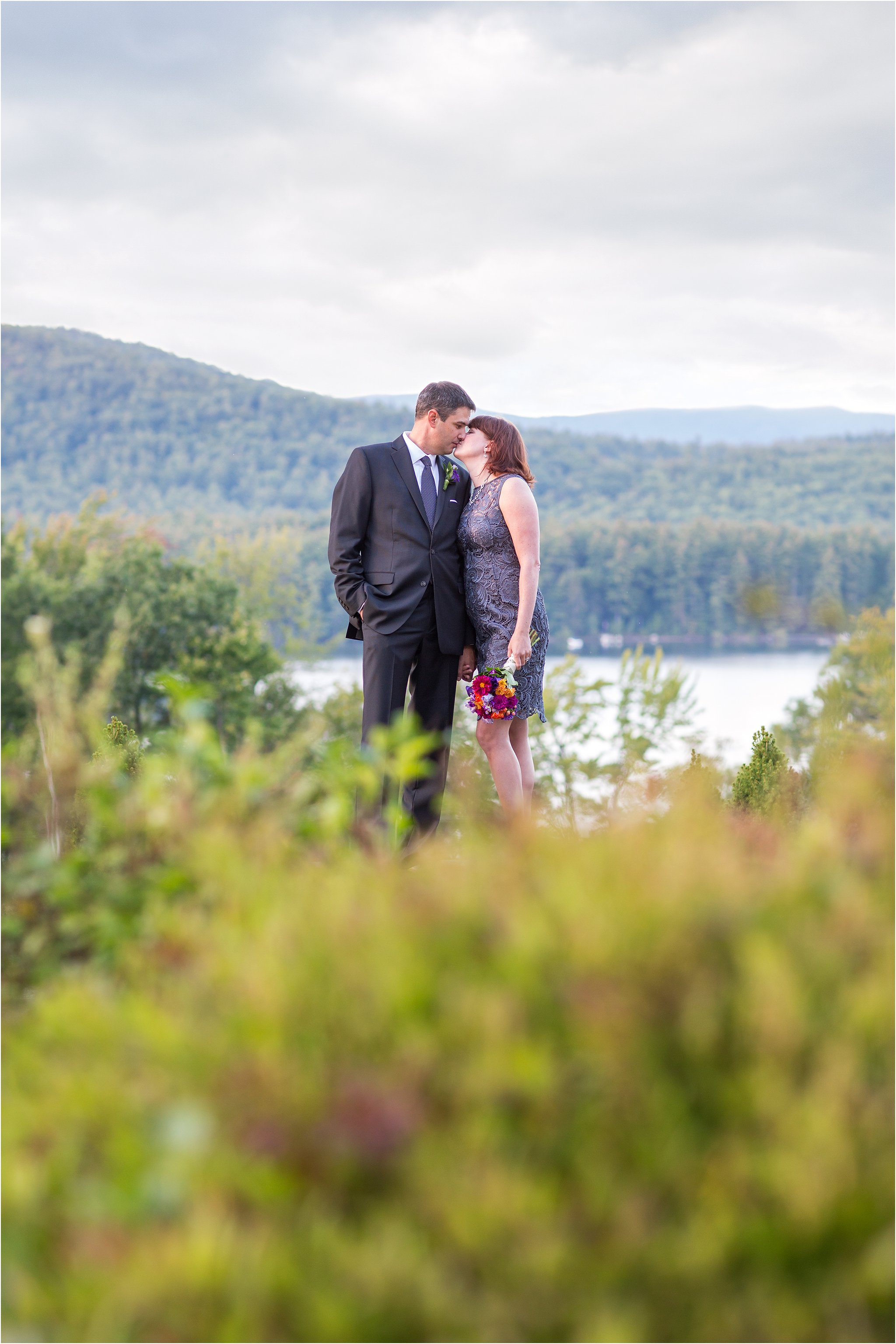 Squam Lake elopement