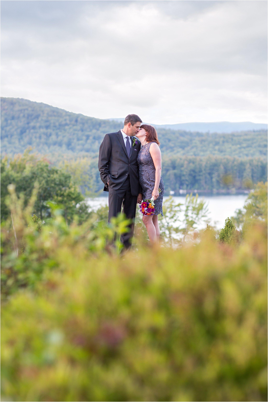 Squam Lake elopement