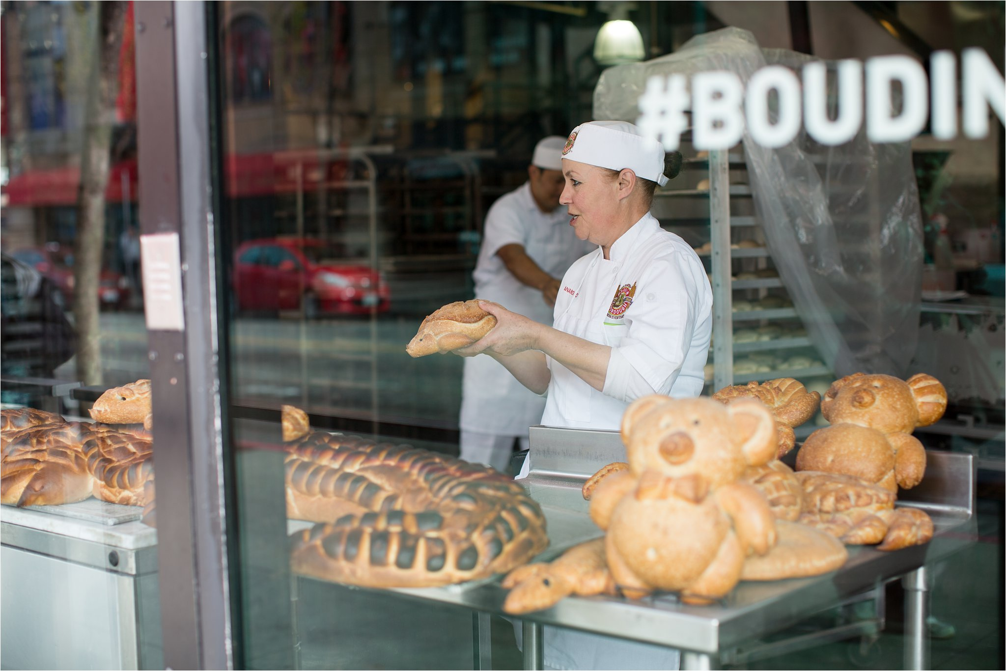 A Bakery Near Fisherman's Wharf