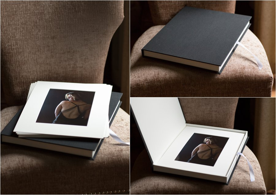 Folio Box with Prints (C) Maundy Mitchell