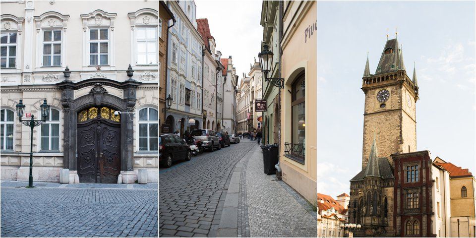 Prague Streets (C) Maundy Mitchell
