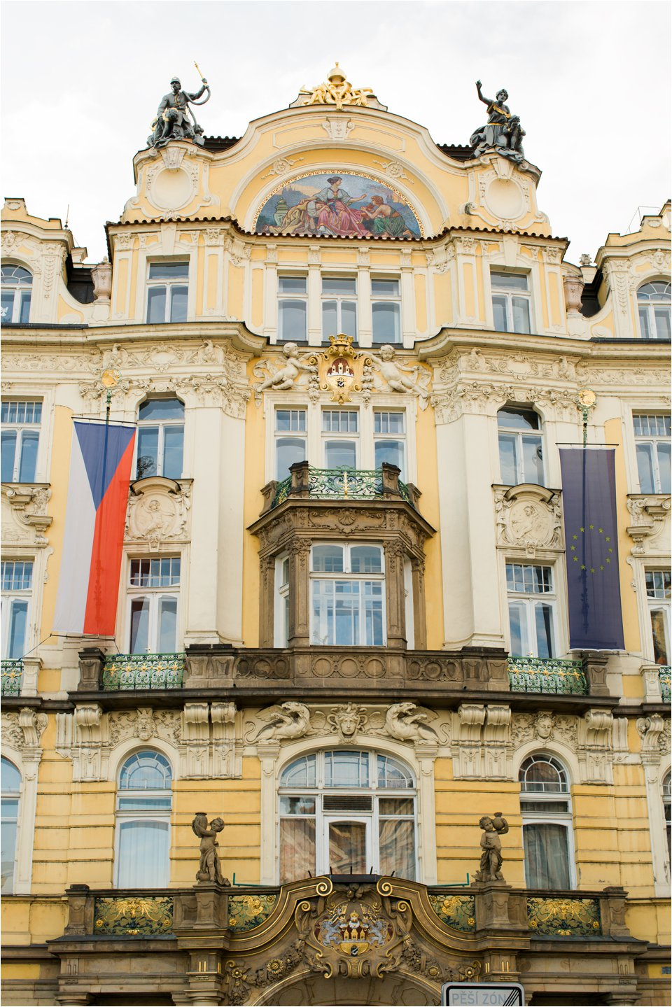 Hotel in Prague (C) Maundy Mitchell