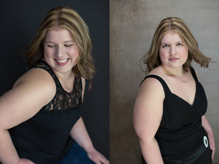 Portraits of Sarah