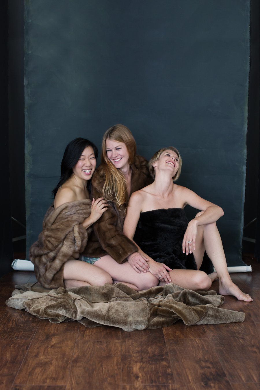 Laughing Portrait - Girls Day Out_0007