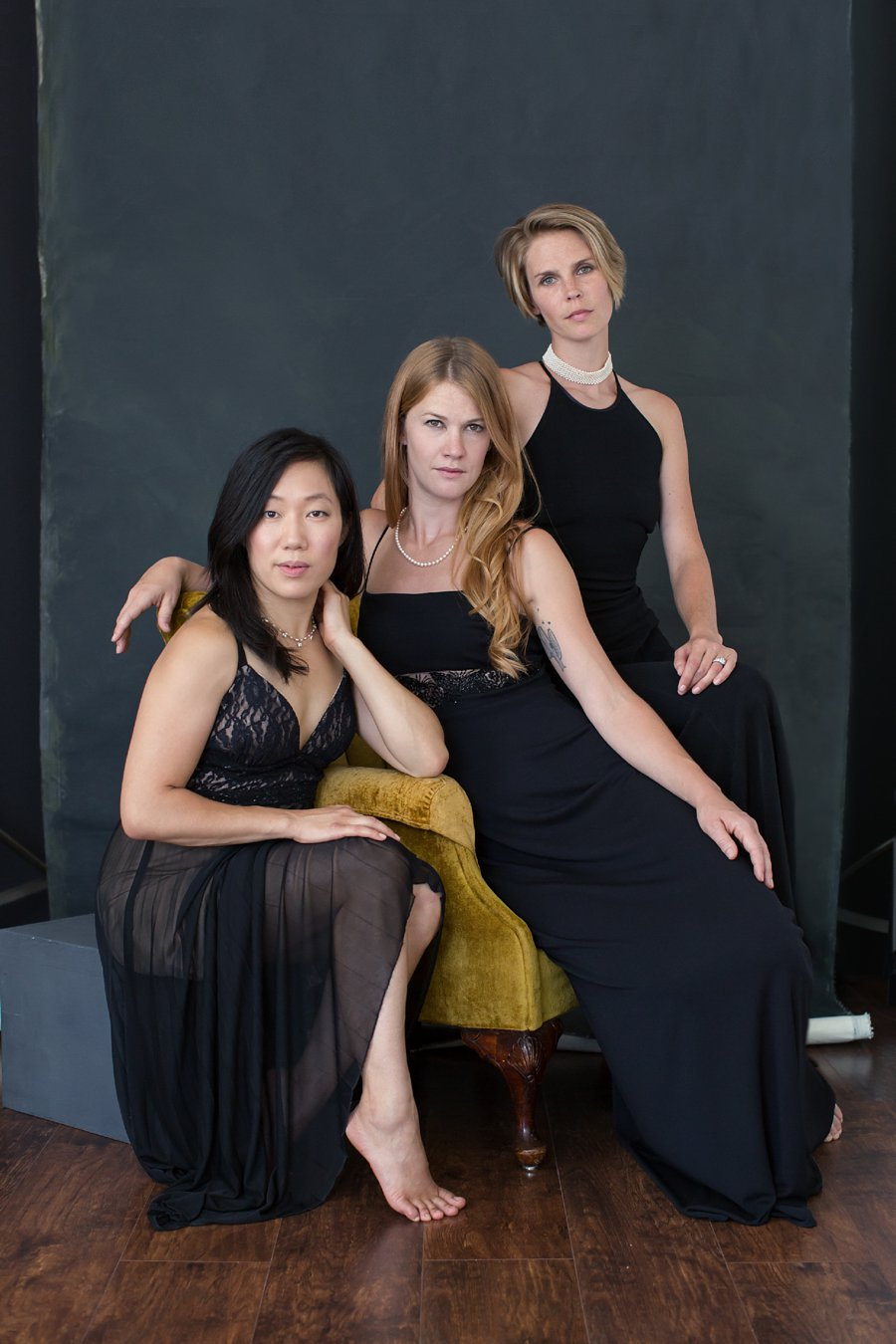 Vanity Fair-inspired Portrait in Black Dresses_0001.jpg