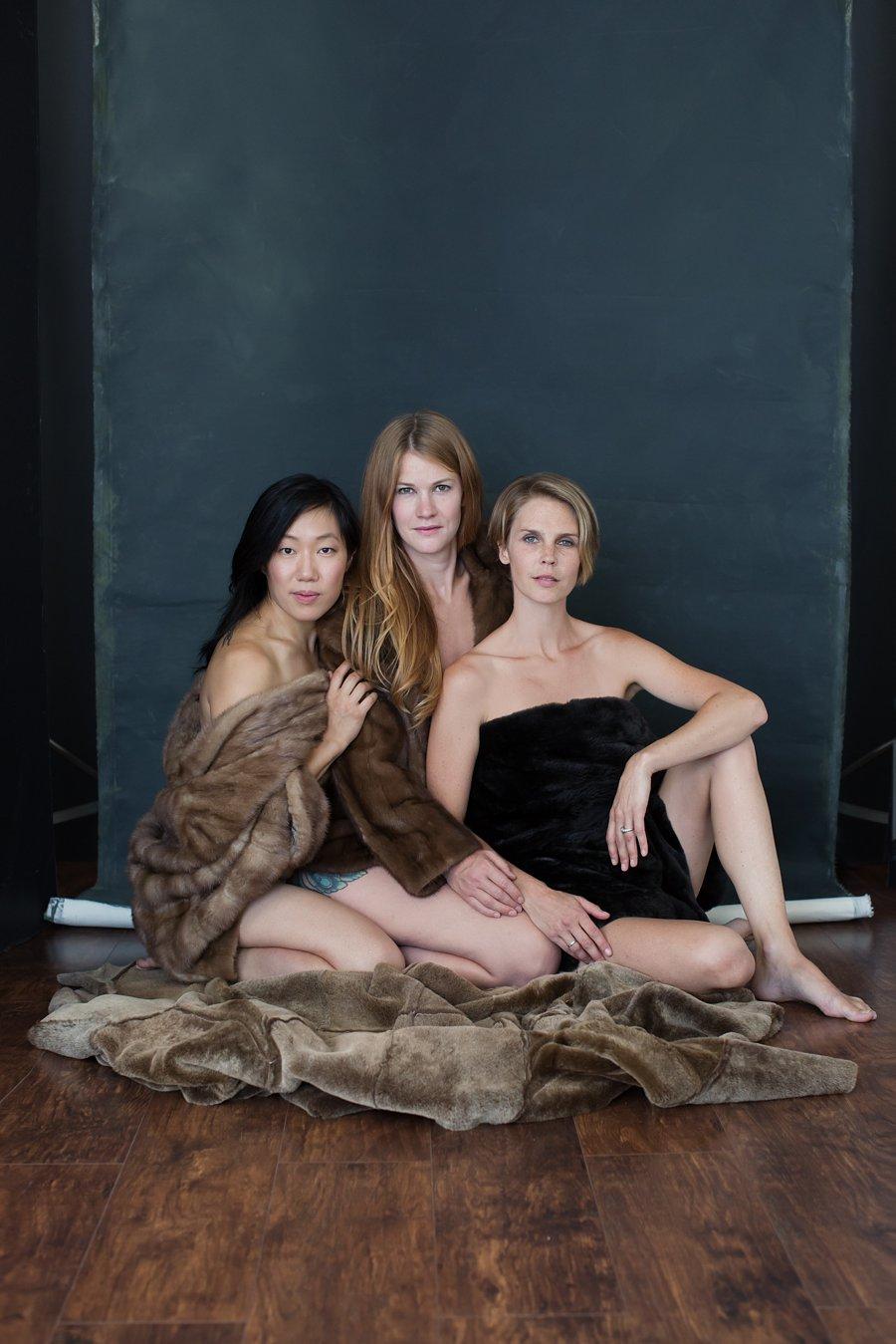 Vanity Fair-inspired Portrait in Furs_0002