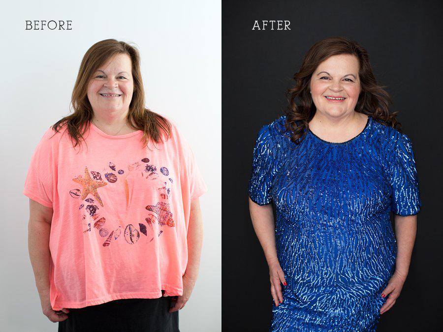 Wanda - Before & After