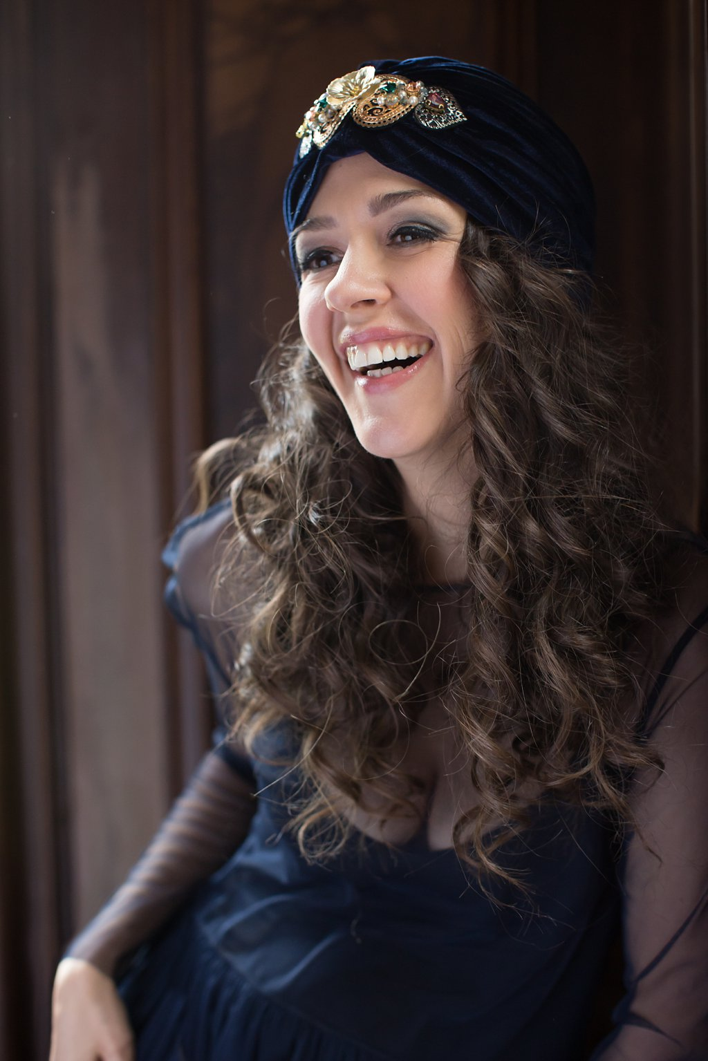 Portrait of Oli, Laughing, Wearing 1920s-Inspired Outfit_0007.jpg