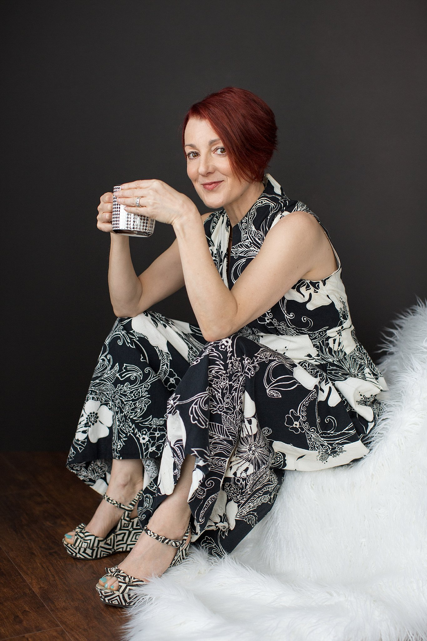 Jane Wearing Vintage Jumpsuit with Tea_0007.jpg