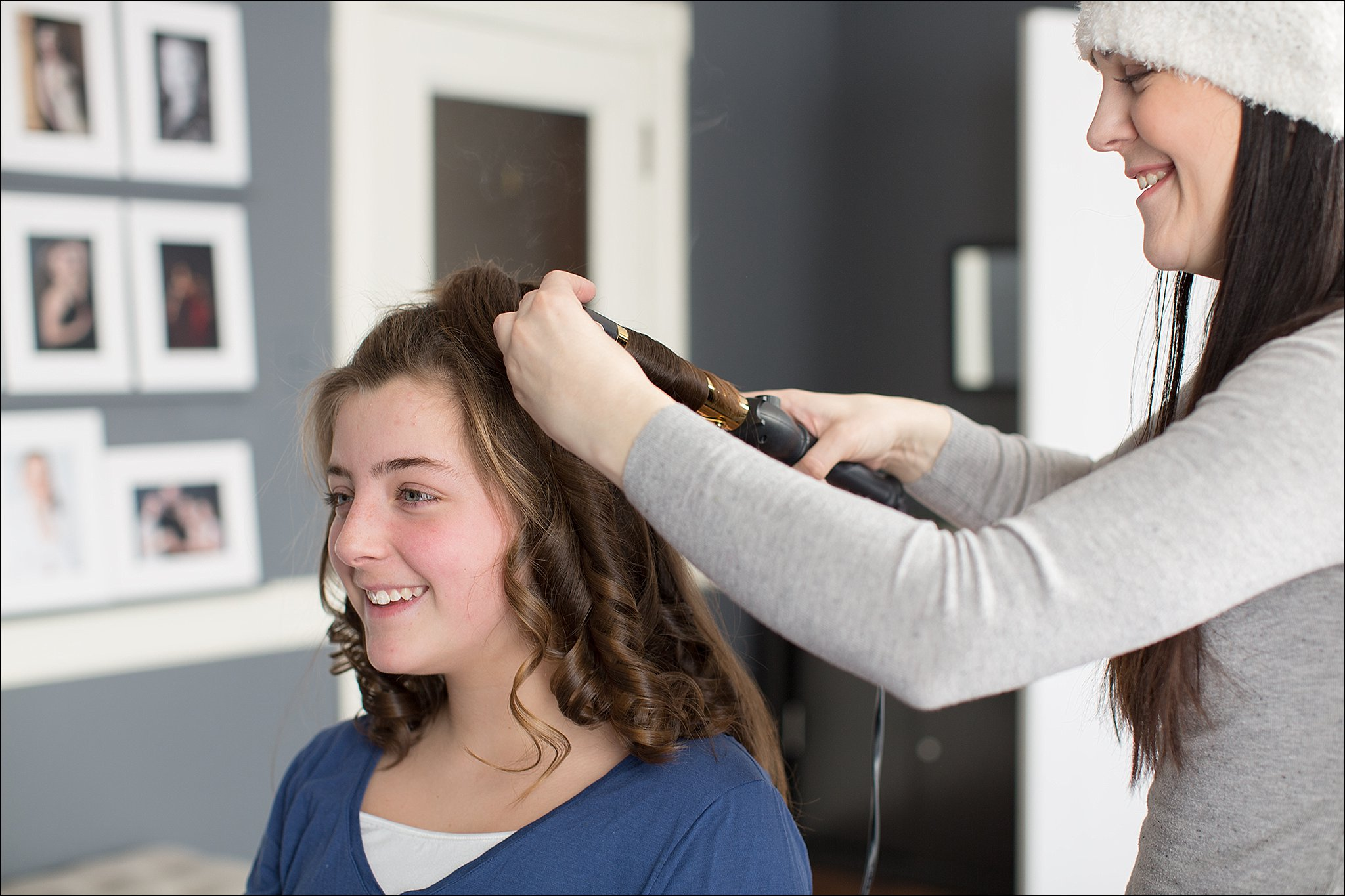 NH Tween Portrait Session - Behind the Scenes - Hair Styling_0029.jpg
