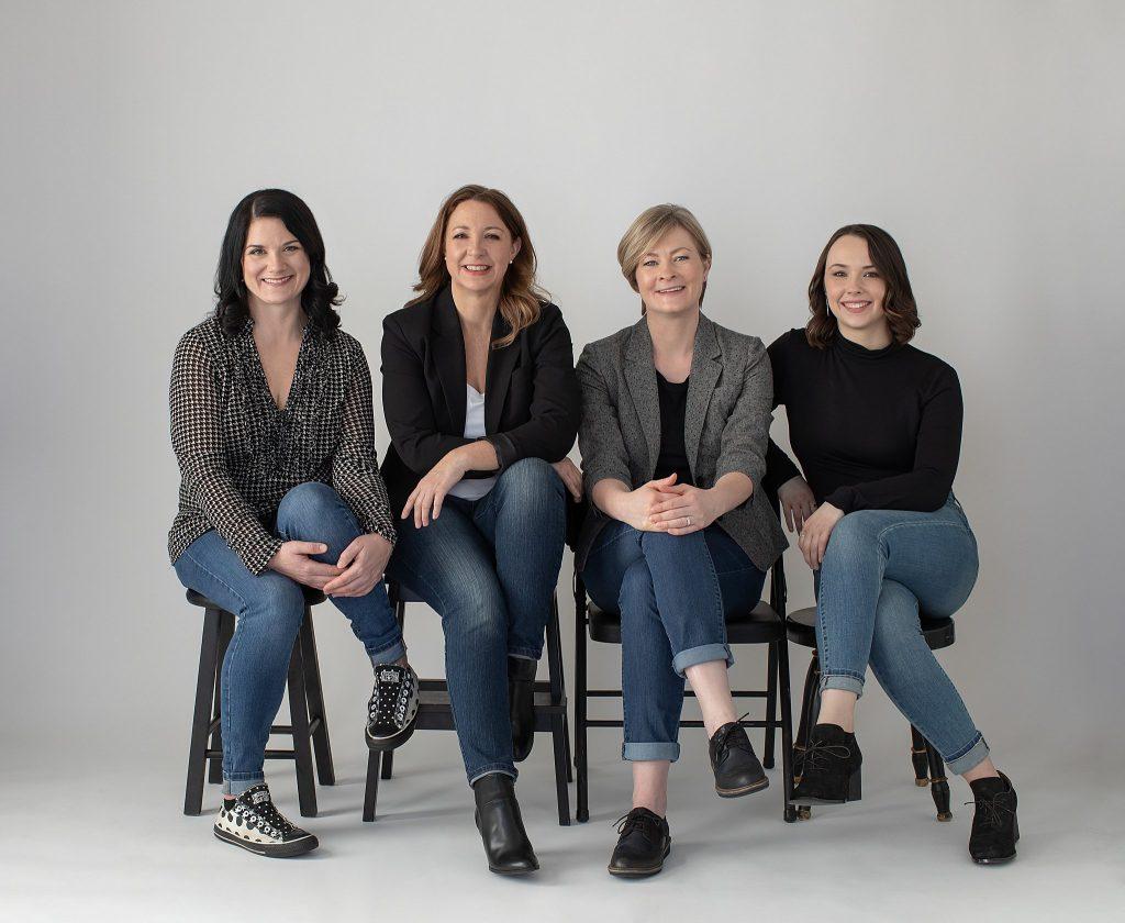 Group photo of CG Studios team
