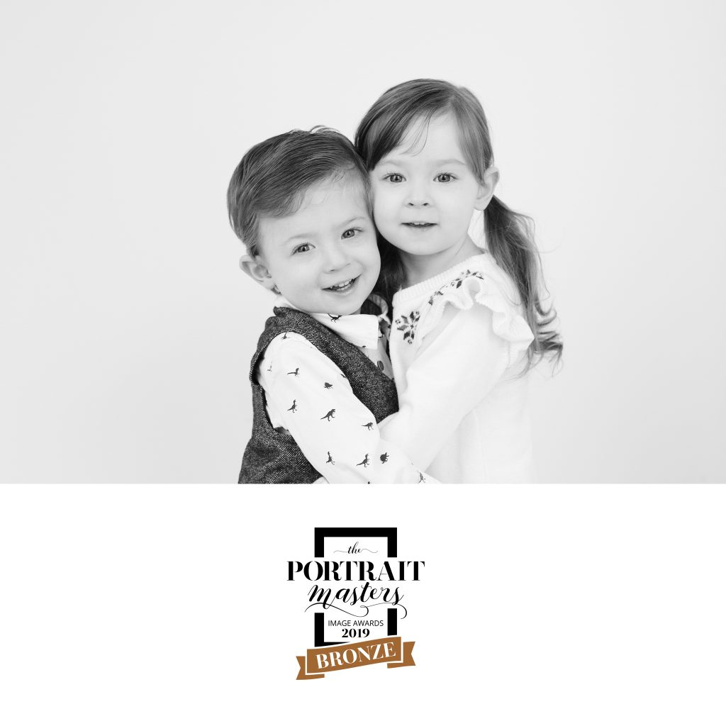 Bronze in Family Portraiture: Brother and Sister
