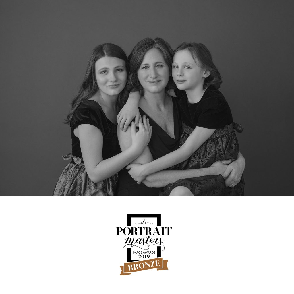 Bronze in Family Portraiture: Patricia and Daughters