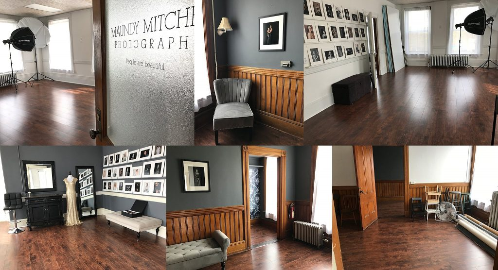 Maundy Mitchell Photography studio in Plymouth, New Hampshire