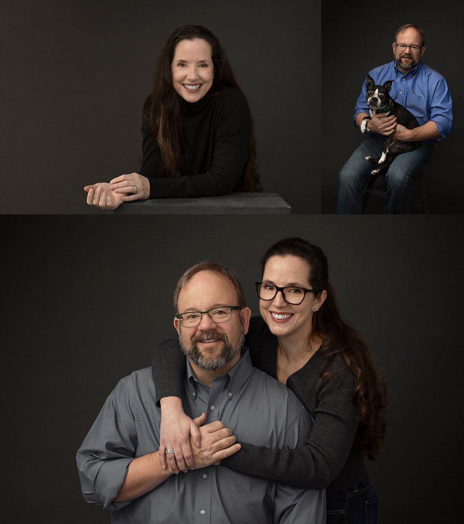 NH couples portraits