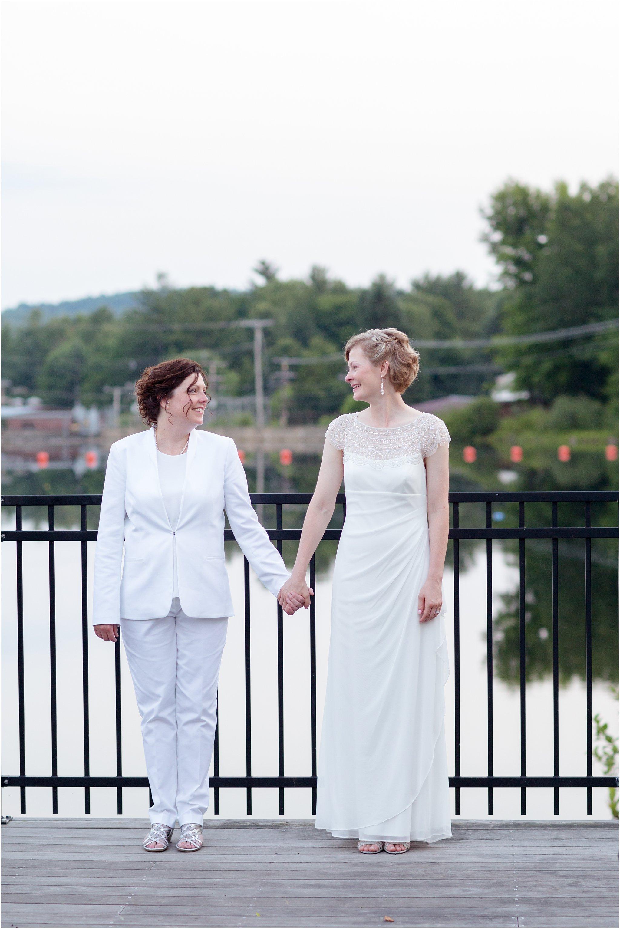Outdoor Wedding Portrait 2