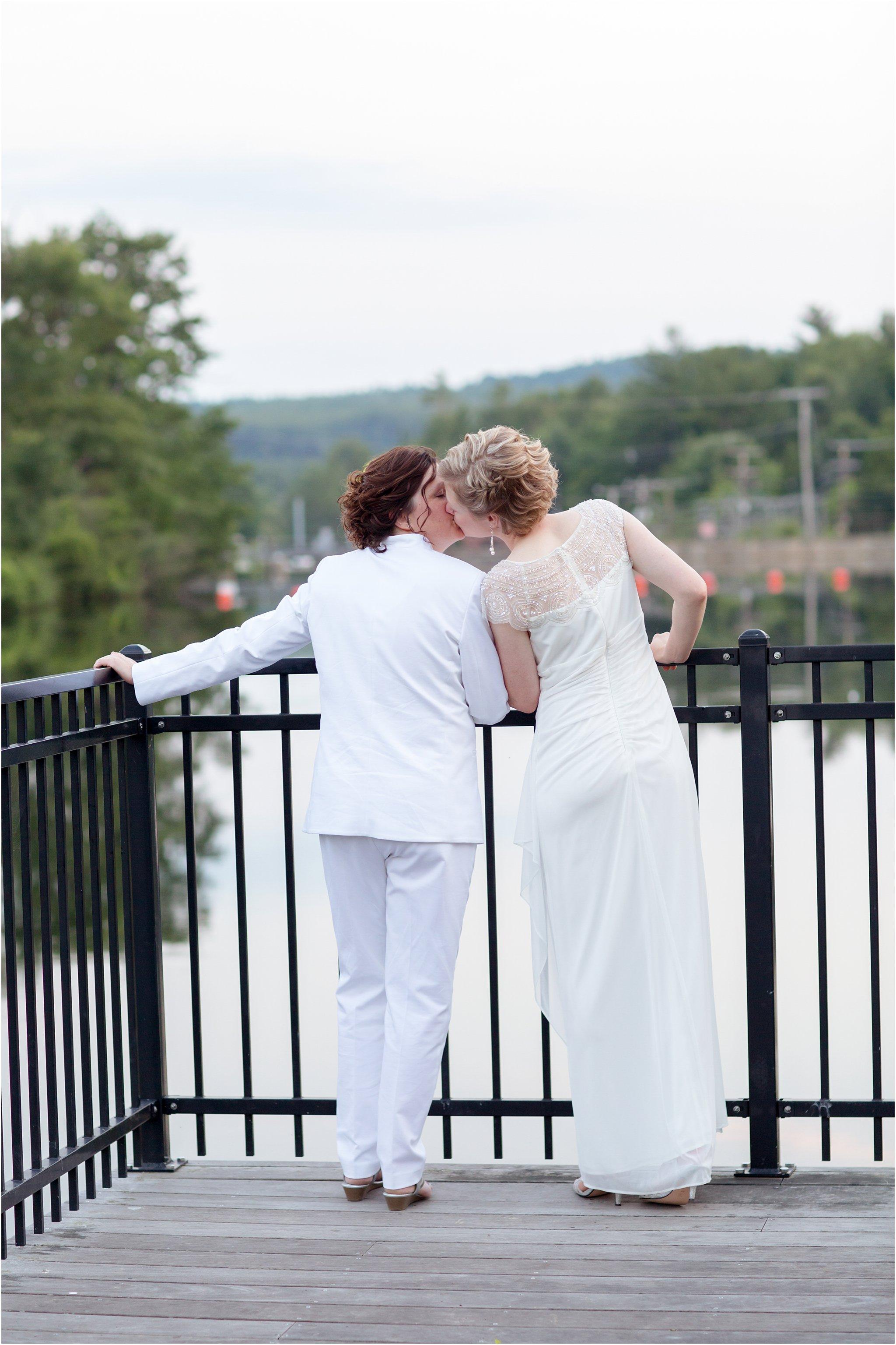Outdoor Wedding Portrait 3