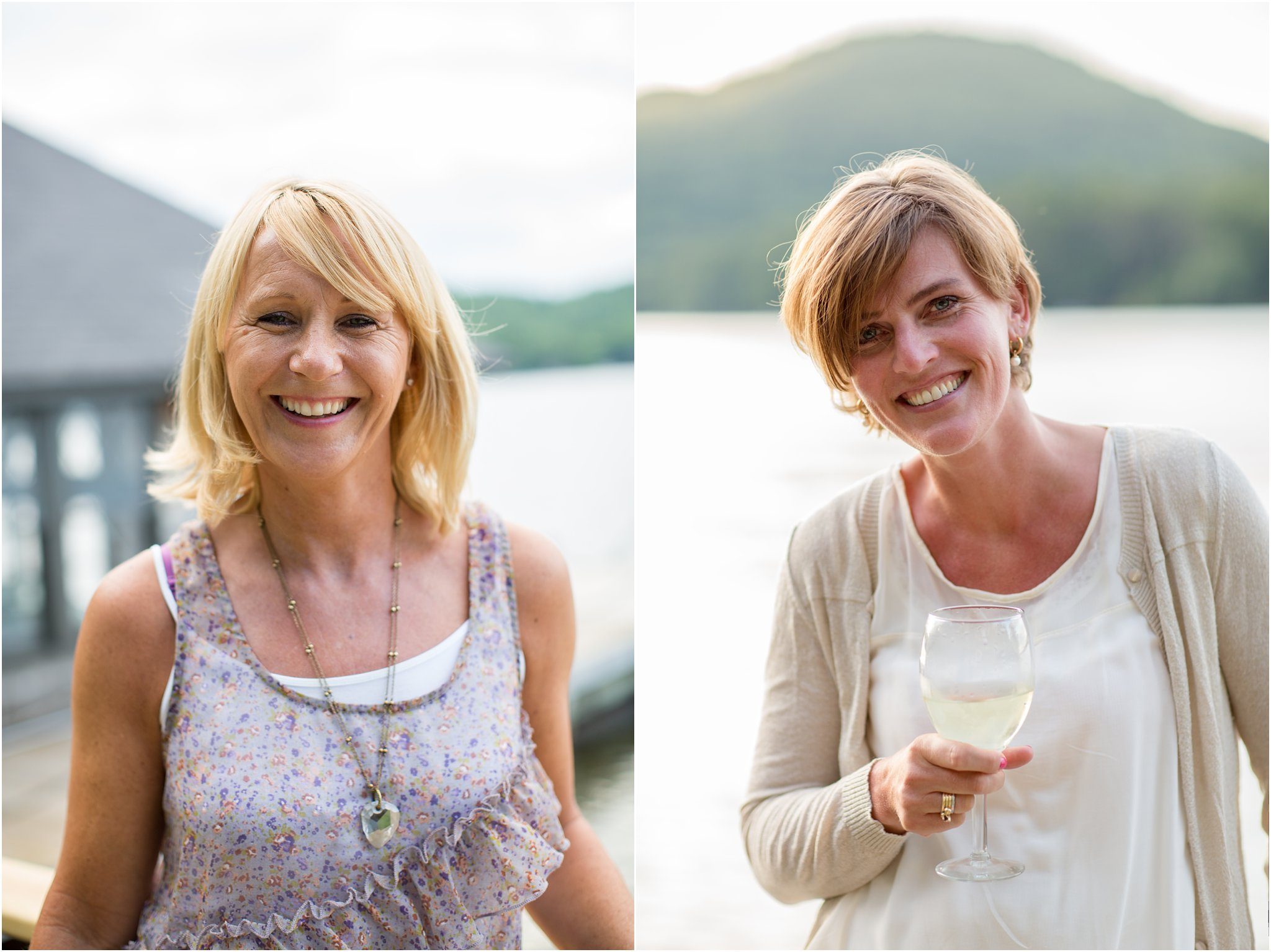 Portraits on Squam Lake