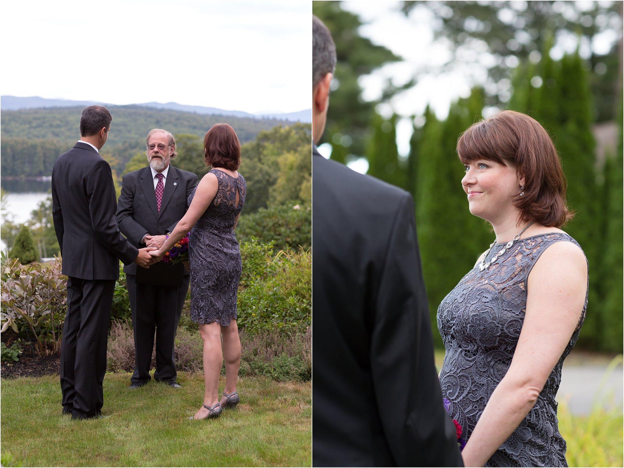 NH elopement ceremony