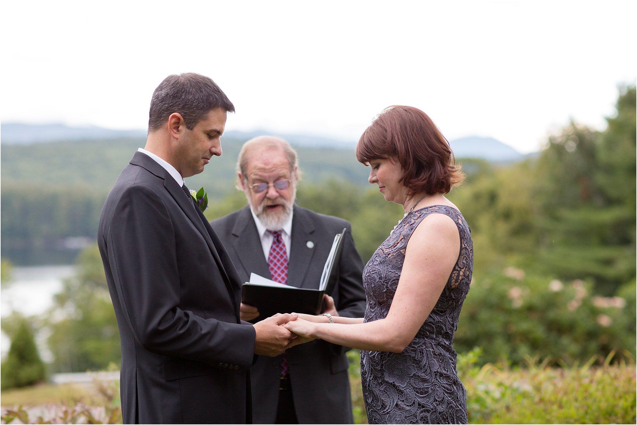 elopement ceremony