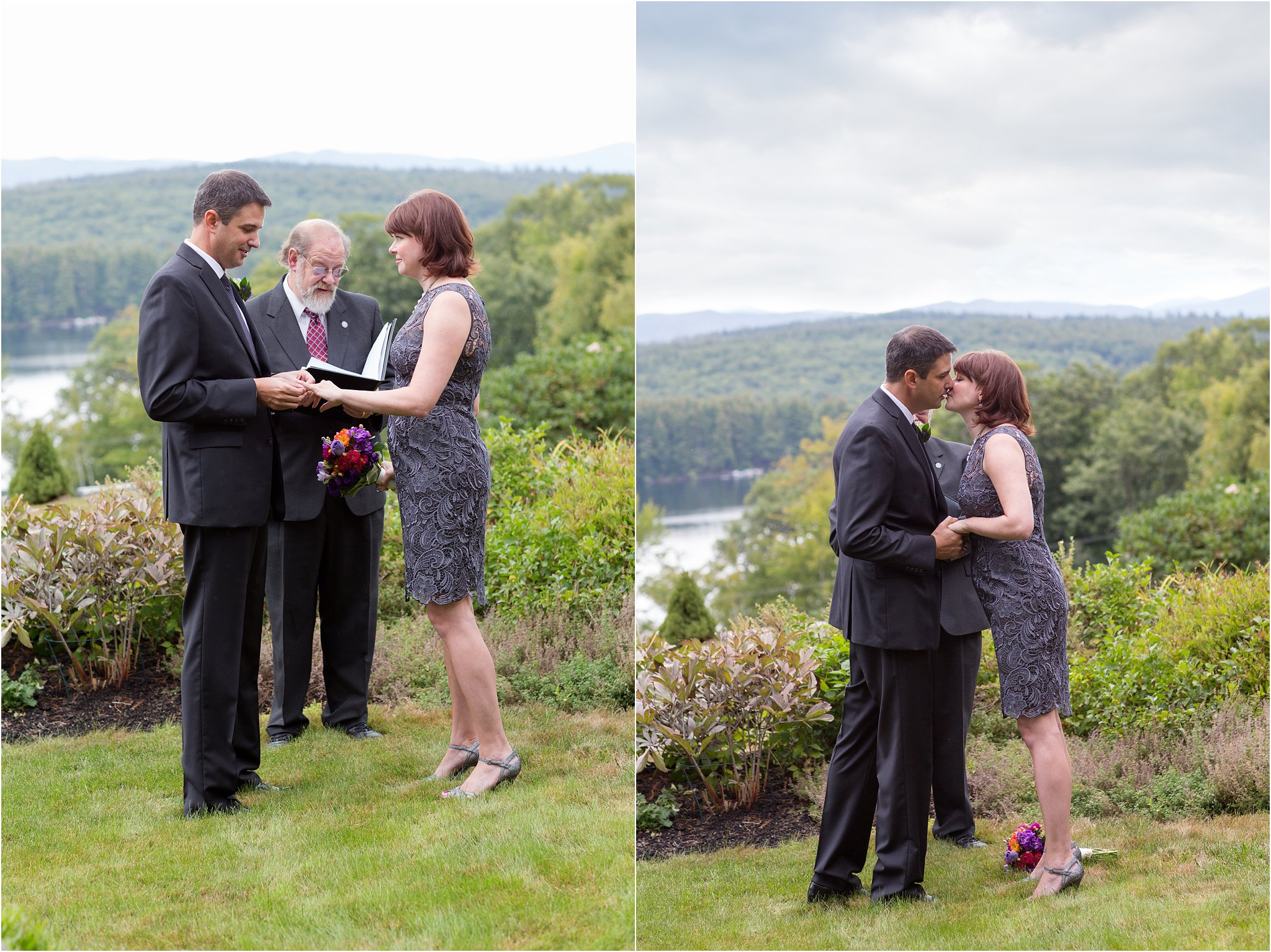 elopement ceremony in NH