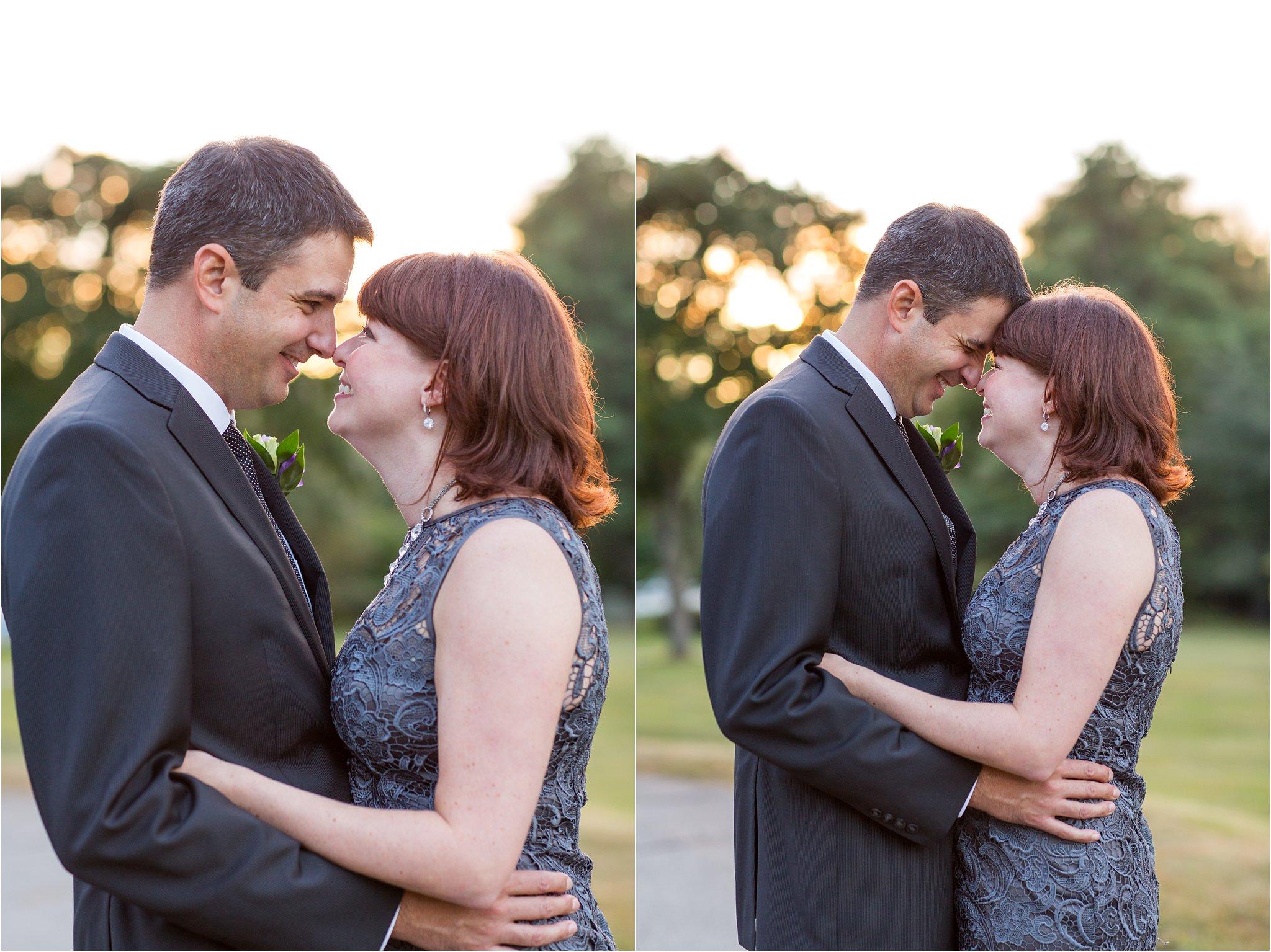 Squam Lake Holderness NH elopement