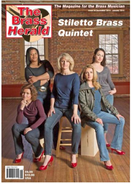 International Magazine Cover
