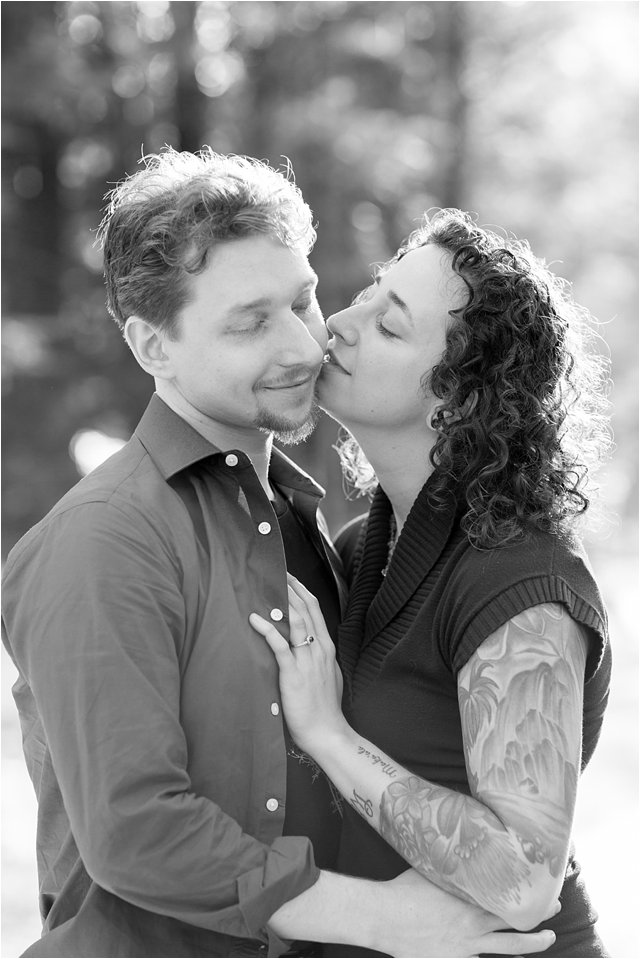 Black & White Portraits - NH Wedding Photographer