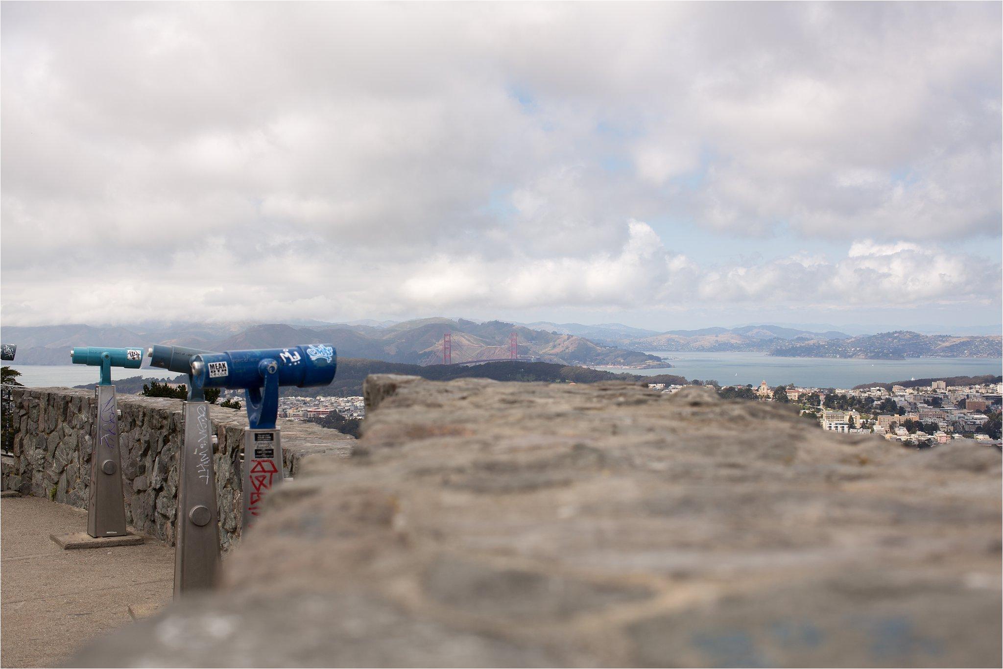 Telescope at Twin Peaks