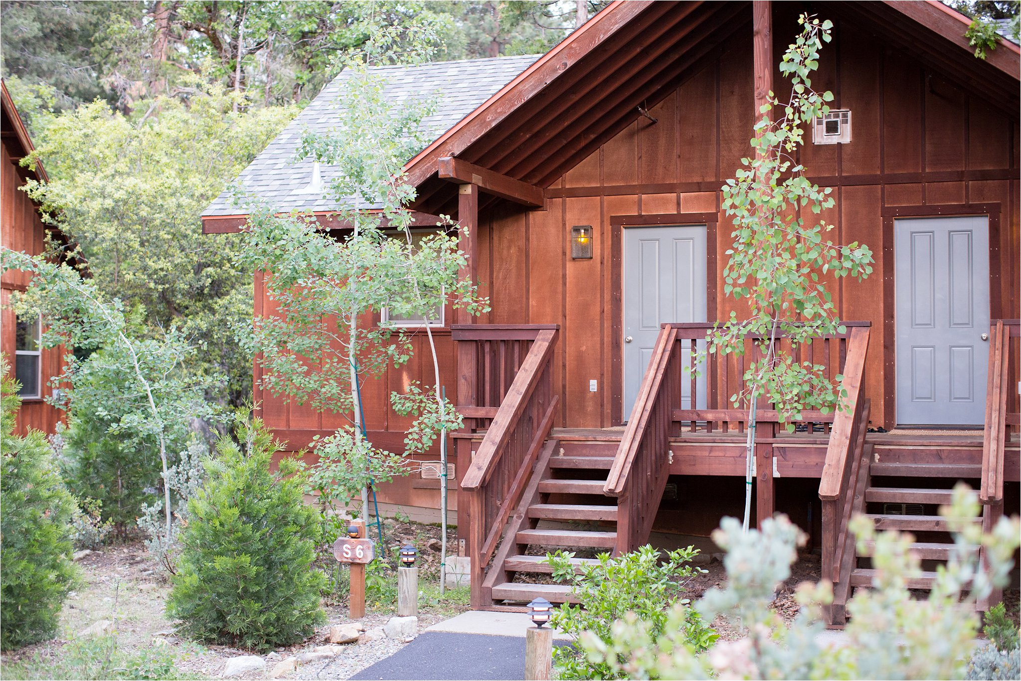 Cabin at Evergreen Lodge