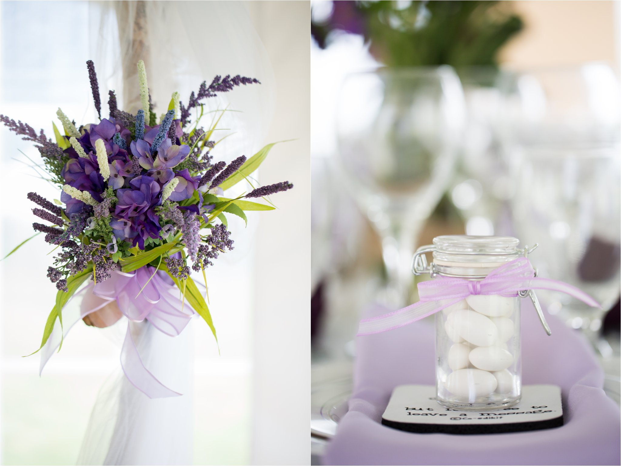 Wedding Table Details (C) Maundy Mitchell