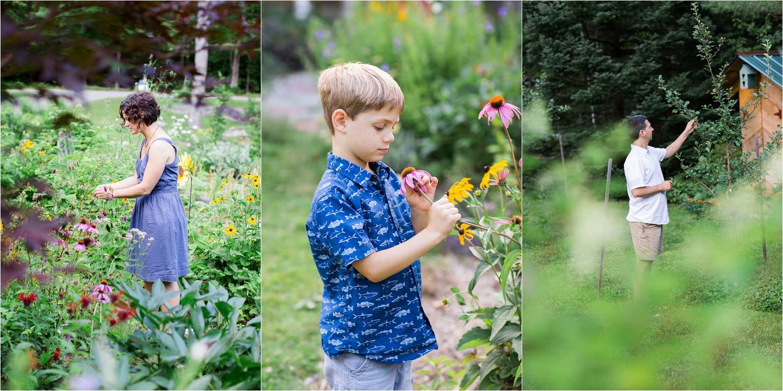 Family Gardening © 2015 Maundy Mitchell