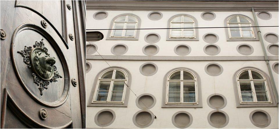 Vienna Architecture (C) Maundy Mitchell