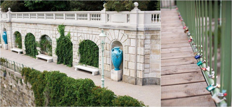 Park in Vienna (C) Maundy Mitchell