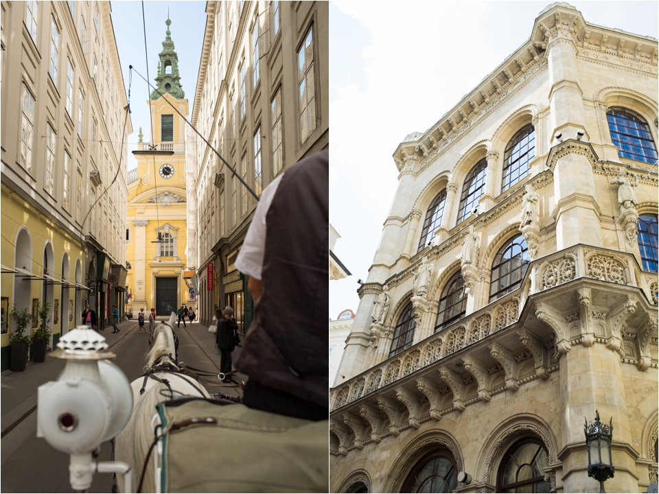 Horse-and-Buggy Tour of Vienna (C) Maundy Mitchell