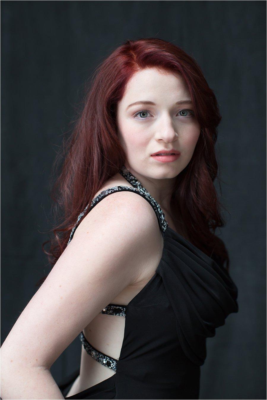 Modern Beauty Portrait