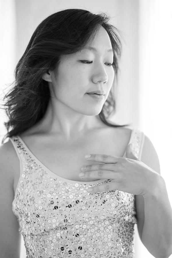 Black & White Portrait of Jenny