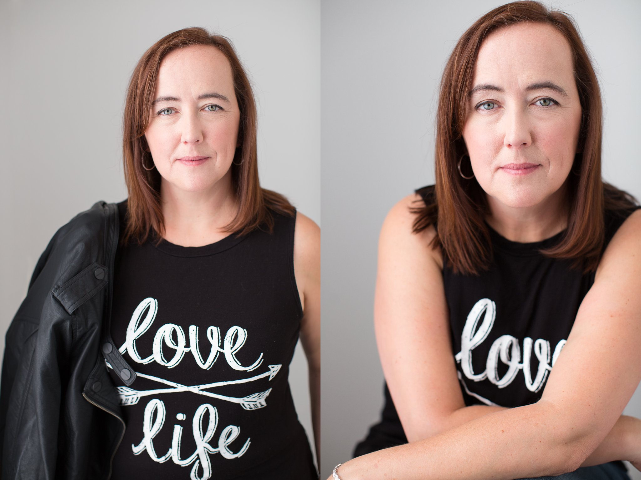 Portraits of Woman in Love Life T-shirt_0011.jpg