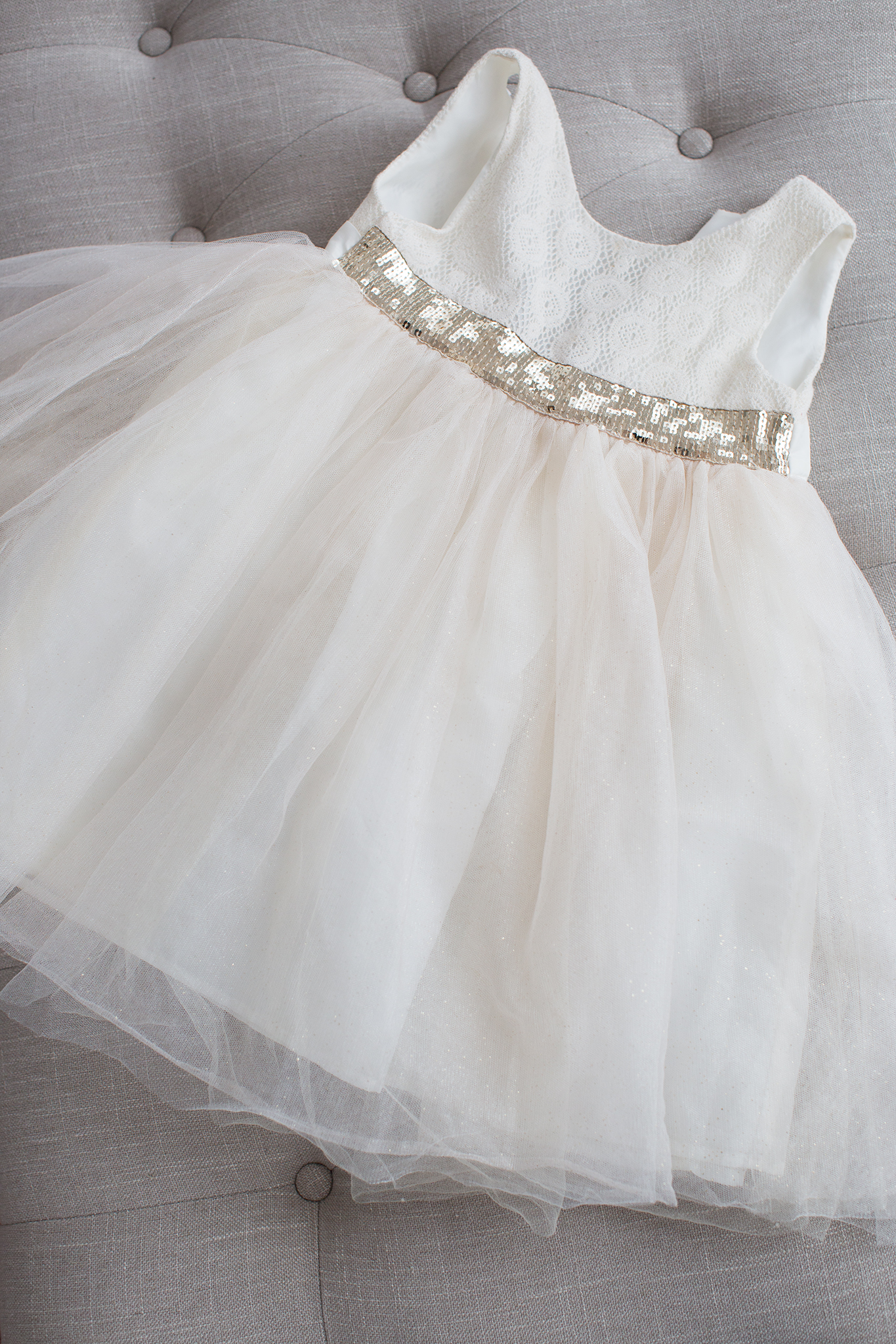 Children's Tulle Dress
