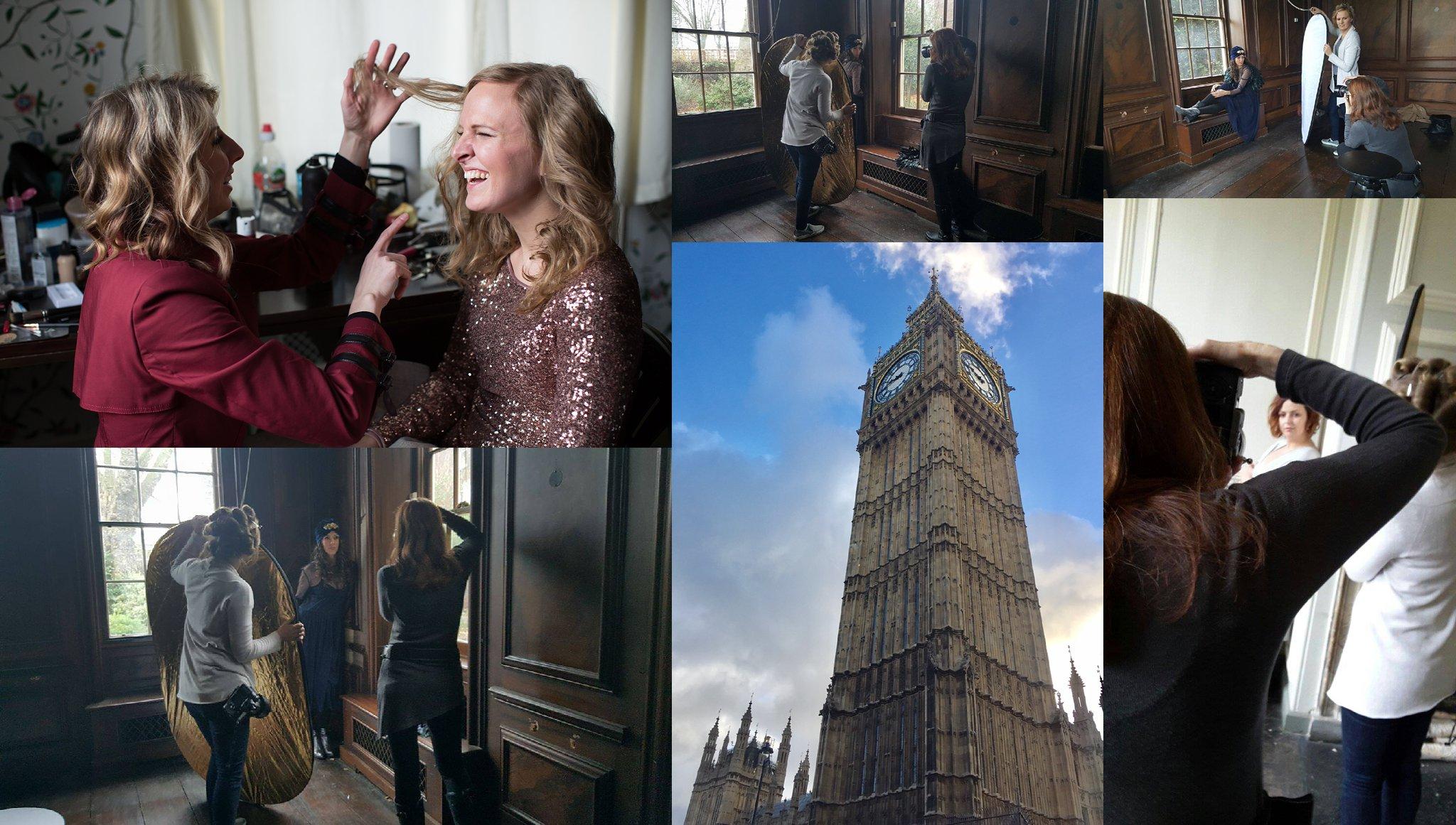 London Destination Photo Shoots
