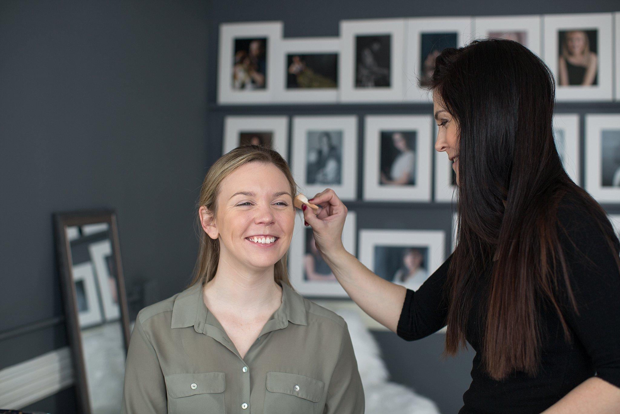 Behind the scenes - Shaylah - hair and makeup_0001.jpg