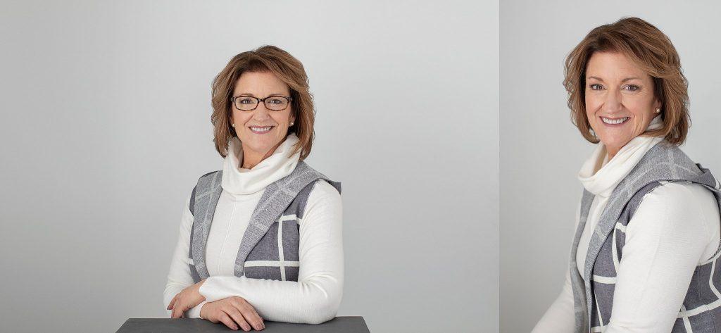 Personal branding photos of Susan