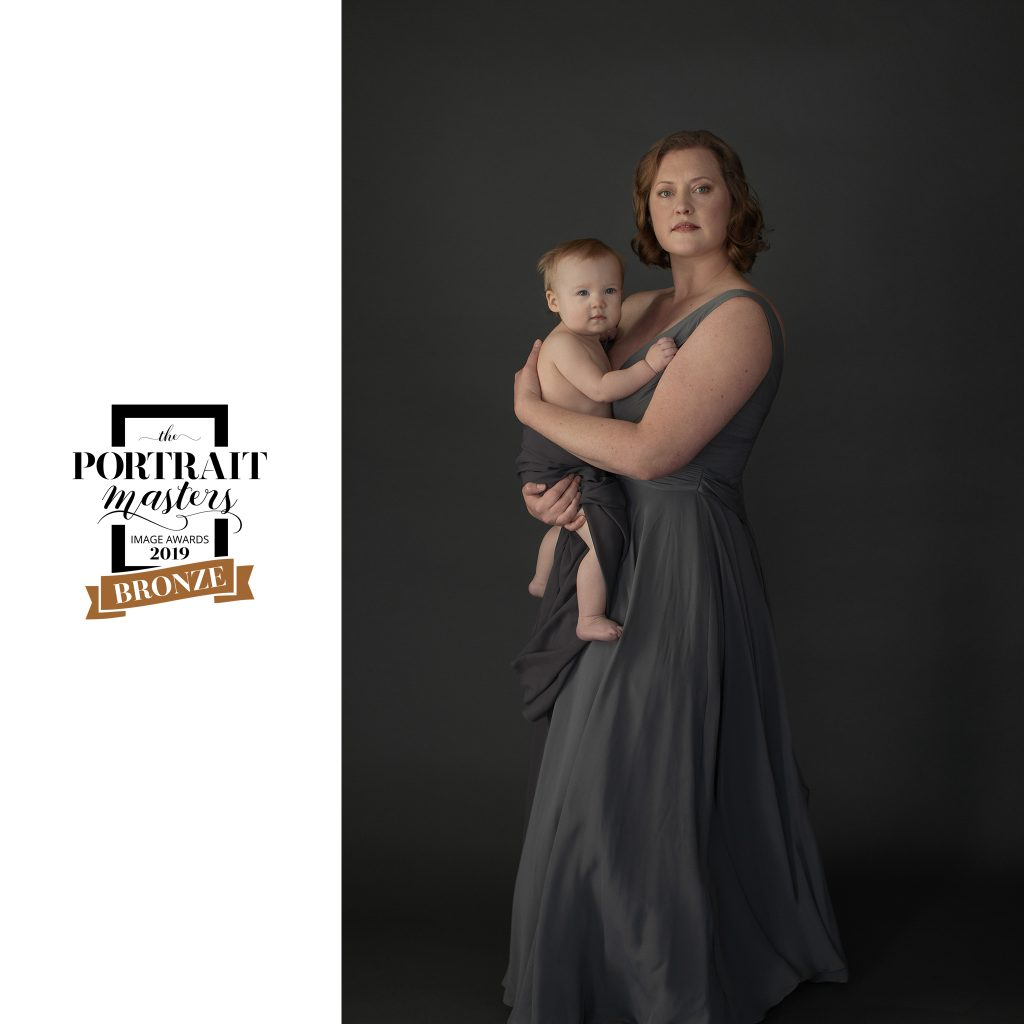 Bronze in Family Portraiture: Amy and Molly