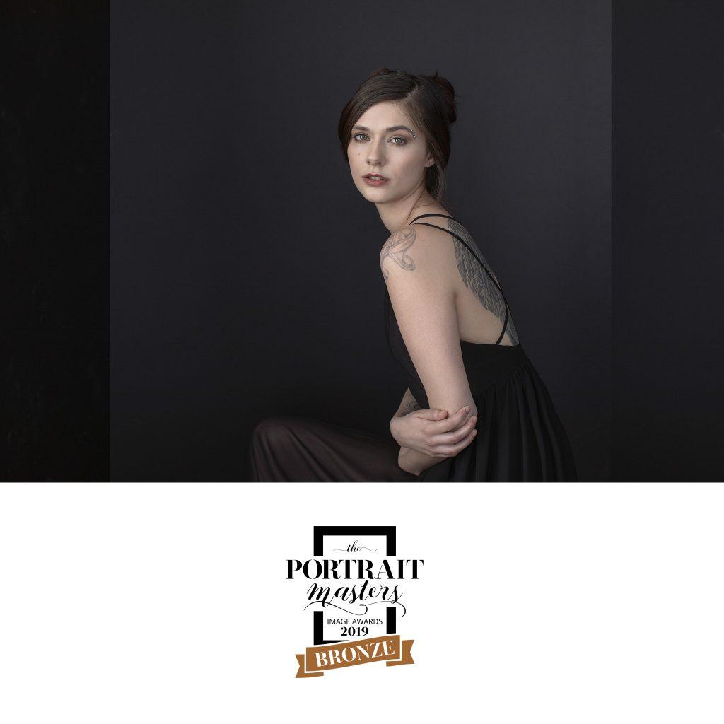 Bronze in Contemporary Portraiture: Katie II