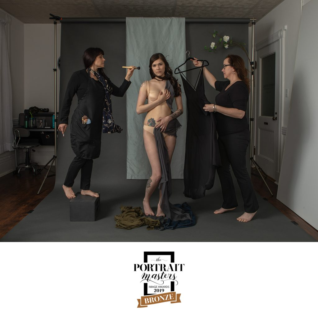 The Birth of Venus, Bronze Award in Creative Portraiture