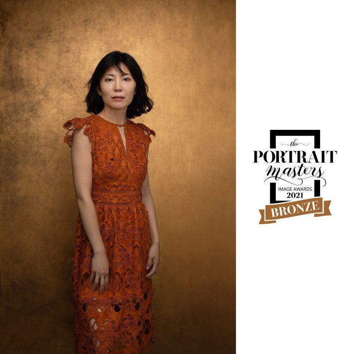 Portrait of Zi III - Bronze Award in the Portrait Masters International Award & Accreditation